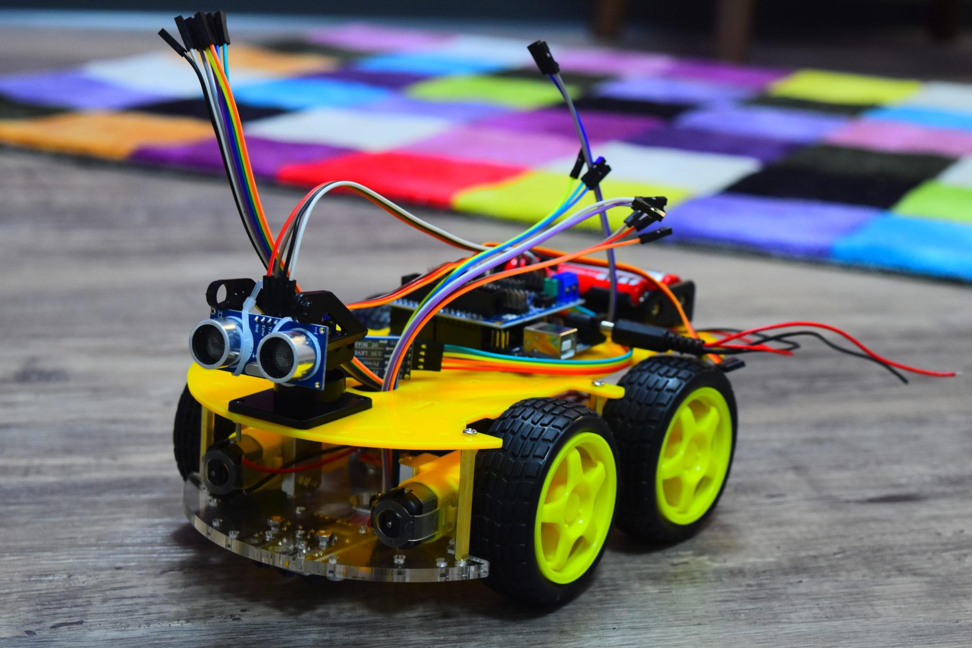 Robootika- ja programmeerimisring